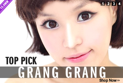 top pick grang grang series circle lens