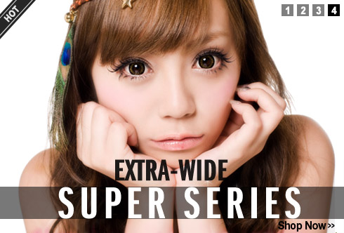 extra wide super series circle lens