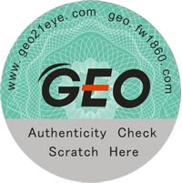 authentic geo seal