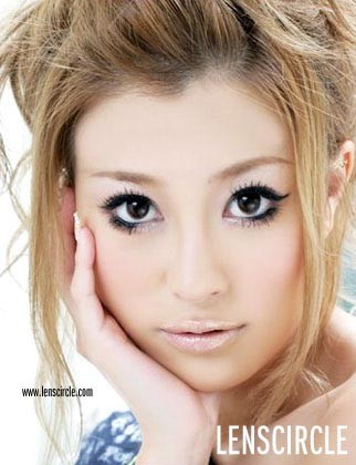 black magic circle contact lenses