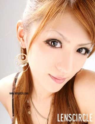 brown magic circle contact lenses