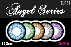 super angel series color circle lenses